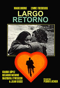 Largo Retorno (1975) Movie Poster