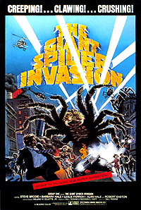 Giant Spider Invasion, The (1975) Movie Poster