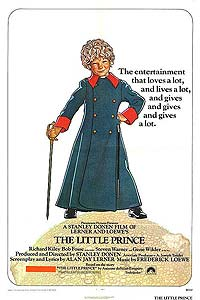 Little Prince, The (1974) Movie Poster