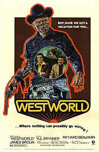 Westworld (1973) Movie Poster