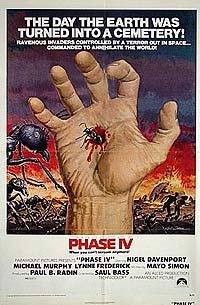 Phase IV (1974) Movie Poster