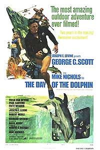 Day of the Dolphin, The (1973) Movie Poster