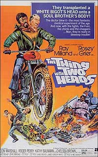 Thing with Two Heads, The (1972) Movie Poster