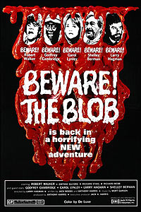 Beware! The Blob (1972) Movie Poster