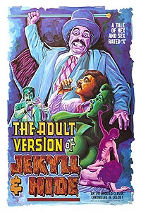 Adult Version of Jekyll & Hide, The (1972) Movie Poster