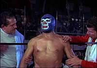 Image from: Santo el Enmascarado de plata y Blue Demon contra los Monstruos (1970)