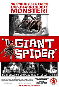 Giant Spider, The (2013) Movie Poster