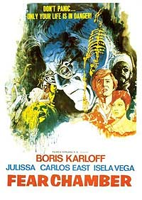 Fear Chamber (1968) Movie Poster
