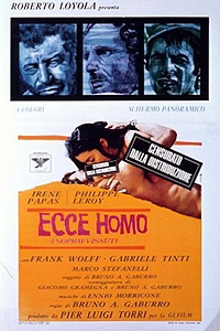 Ecce Homo (1968) Movie Poster