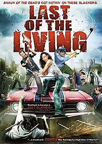 Last of the Living (2009) Movie Poster