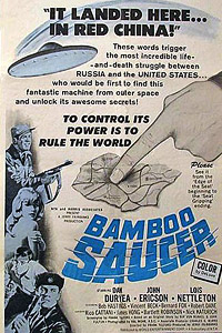 The Bamboo Saucer (1968) Movie Poster