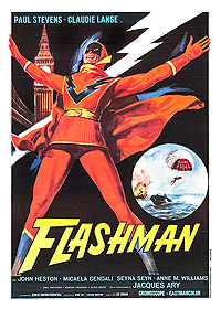 Flashman (1967) Movie Poster