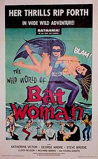 Wild World of Batwoman, The (1966) Movie Poster