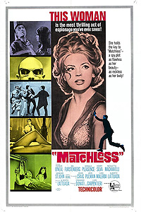 Matchless (1967) Movie Poster