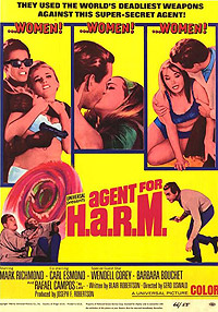 Agent for H.A.R.M. (1966) Movie Poster