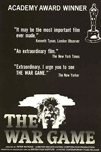 War Game, The (1965) Movie Poster
