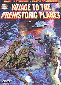 Voyage to the Prehistoric Planet (1965) Movie Poster