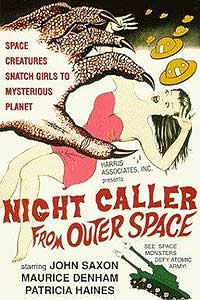 Night Caller, The (1965) Movie Poster