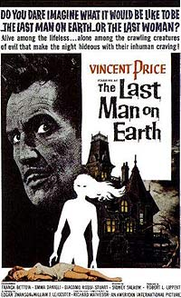 Last Man on Earth, The (1964) Movie Poster