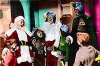 Image from: Santa Claus Conquers the Martians (1964)