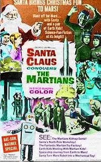 Santa Claus Conquers the Martians (1964) Movie Poster
