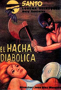 Hacha Diabólica, El (1965) Movie Poster