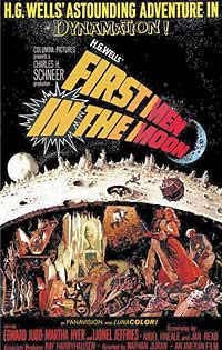 First Men in the Moon (1964) Movie Poster