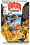 Varan the Unbelievable (1962) Poster
