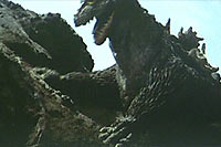 Image from: Kingu Kongu tai Gojira (1962)