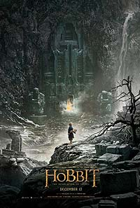 Hobbit: The Desolation of Smaug, The (2013) Movie Poster