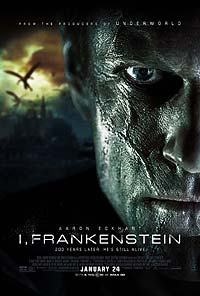 I, Frankenstein (2014) Movie Poster