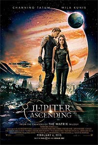 Jupiter Ascending (2015) Movie Poster
