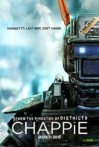 Chappie (2015) Movie Poster