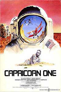 Capricorn One (1977) Movie Poster