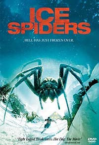 Ice Spiders (2007) Movie Poster