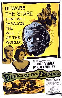 Village of the Damned (1960) Movie Poster