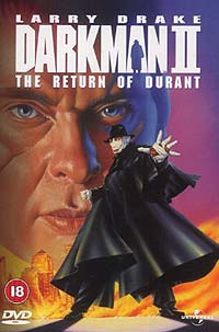 Darkman II: The Return of Durant (1995) Movie Poster