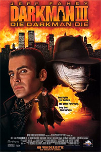 Darkman III: Die Darkman Die (1996) Movie Poster