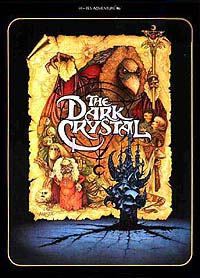 Dark Crystal, The (1982) Movie Poster