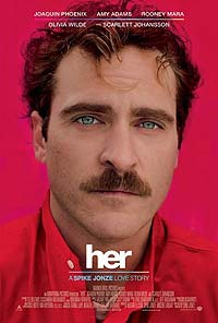 Her (2013) Movie Poster