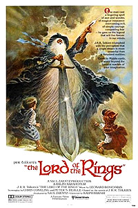 Lord of the Rings (1978) Movie Poster