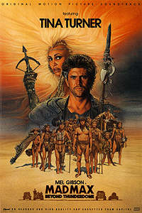 Mad Max 3: Beyond Thunderdome (1985) Movie Poster