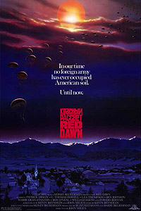 Red Dawn (1984) Movie Poster