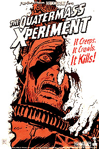 Quatermass Xperiment, The (1955) Movie Poster