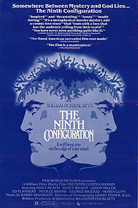 Ninth Configuration, The (1980) Movie Poster