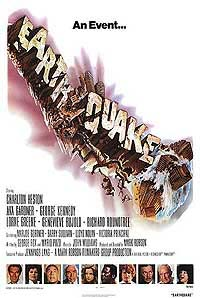 Earthquake (1974) Movie Poster