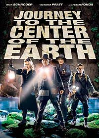 Journey to the Center of the Earth (2008) Movie Poster