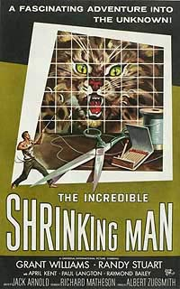 Incredible Shrinking Man, The (1957) Movie Poster