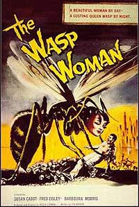 Wasp Woman, The (1959) Movie Poster