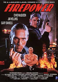 Firepower (1993) Movie Poster